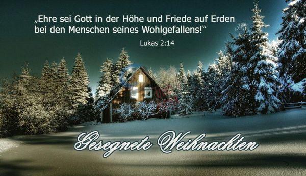 121-Weihnachtskarten im Set (Lukas 2-14) | Weihnachtskarten | Karten ...