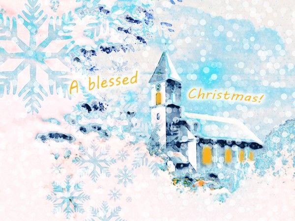 190-Christmas Card 1