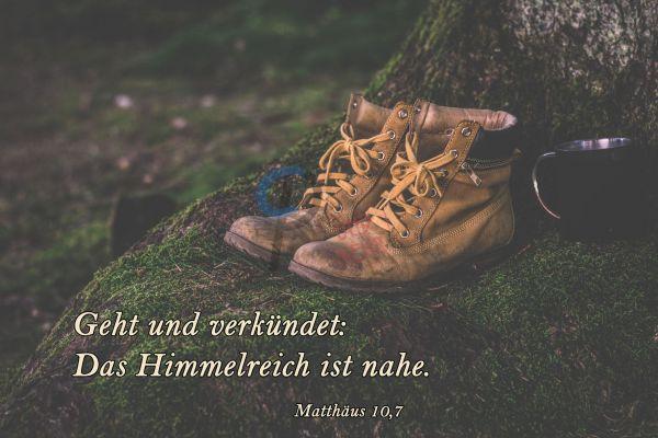 Bildergebnis für Matthäus 10,7