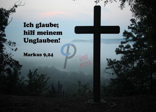 Jahreslosung 2020, Markus 9,24