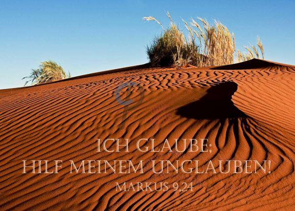 703 - Jahreslosung 2020 - Wüste