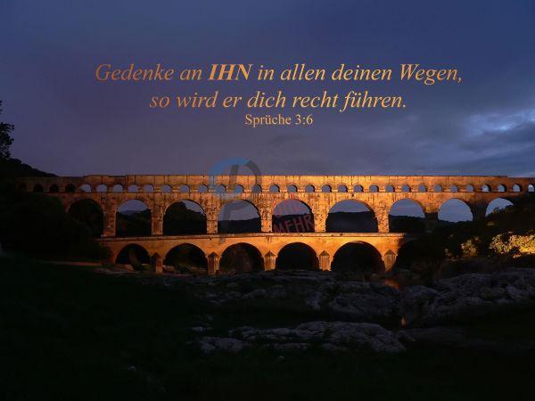 127-Sprüche 3:6