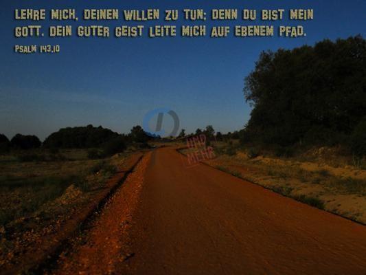 451 - Psalm 143,10