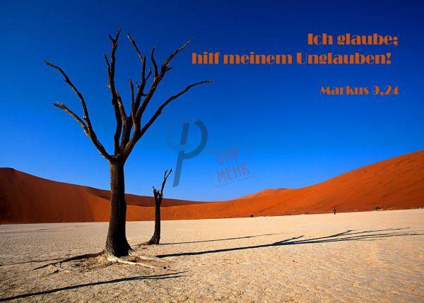 702 - Jahreslosung 2020 - Baum in der Wüste