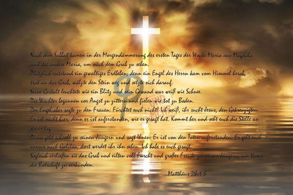 639 - Die Botschaft des Engels am leeren Grab