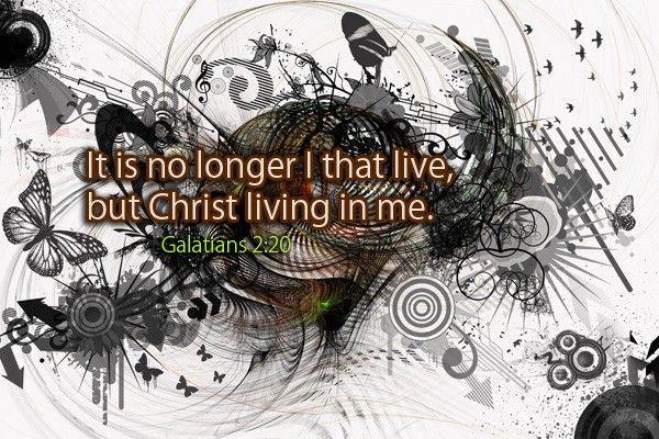 90-Galatians 2:20