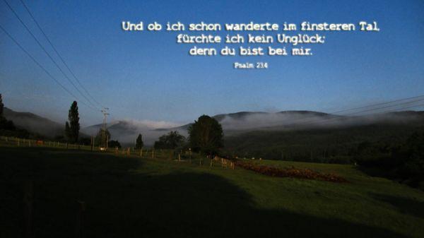 439 - Psalm 23,4