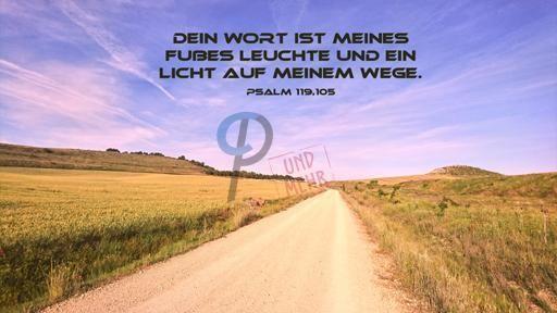 450 - Psalm 119,105