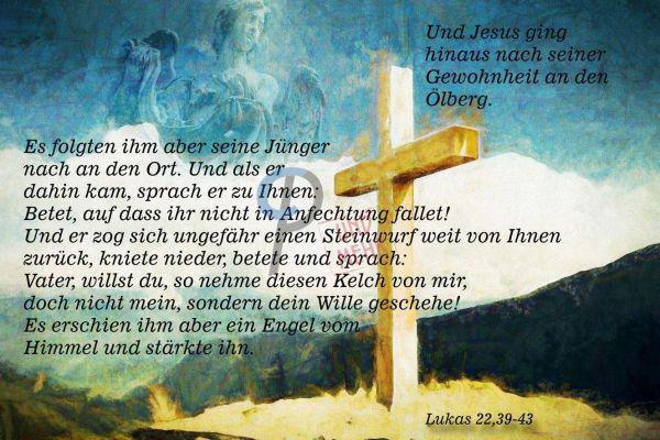 669 - Lukas 22.39-45