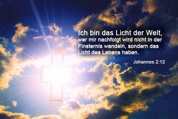 Ich Bin Das Licht Der Welt Bedeutung