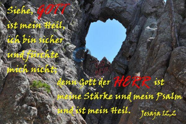 372 - Jesaja 12,2