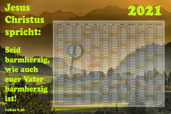 769 - Jahresplaner 2021
