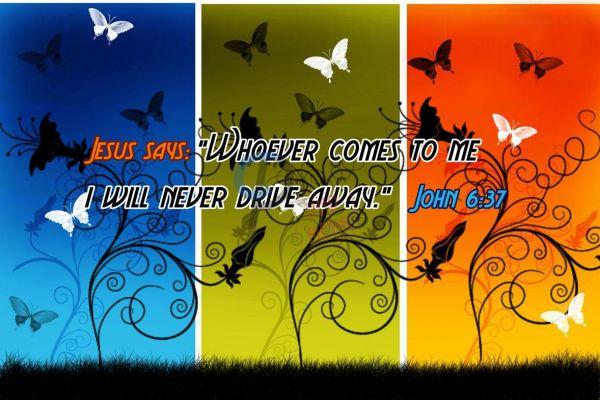 84 - John 6:37