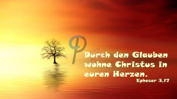 519 - Epheser 3,17
