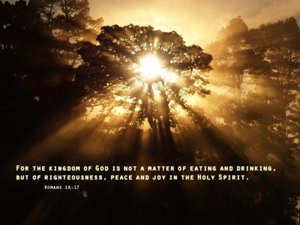 180-Romans 14:17