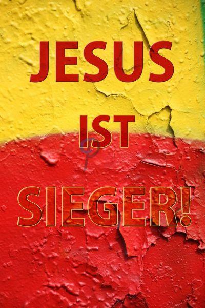 32-Jesus ist Sieger