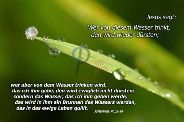 100-Johannes 4 13-14