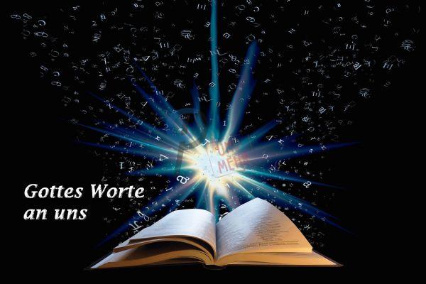 662 - Gottes Worte an uns