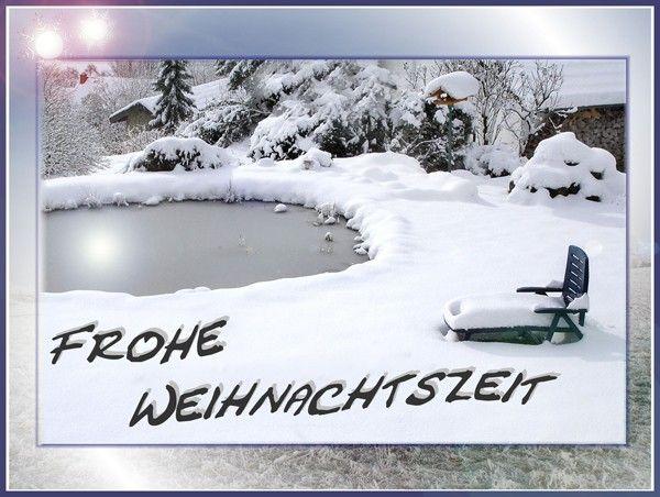 """124-Weihnachtskarte Set """"relaxed"""""""