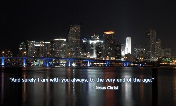 185-Matthew 28:20