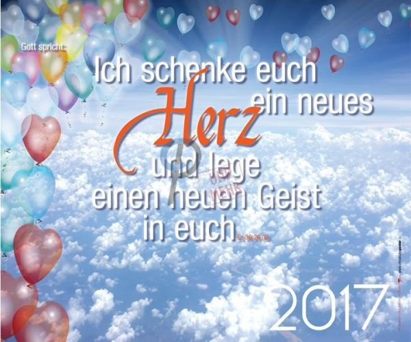 313-Jahreslosung 2017 - Luftballons