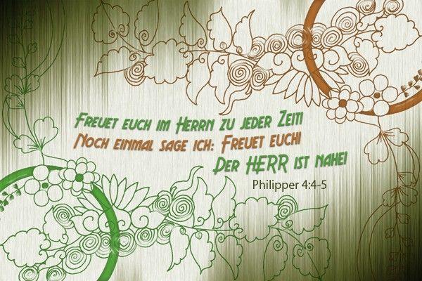 47-Philipper 4:4-5