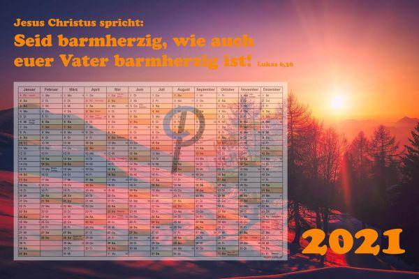 772- Jahresplaner 2021