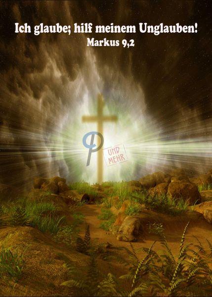 748 - Jahreslosung 2020 - Kreuz im Licht